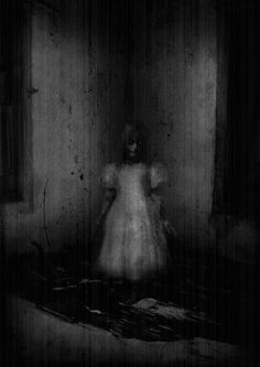 Are you looking for short scary stories? Here we brings best scary stories for you to scare yourself or your friends tonight. Creepy Ghost, Creepy Art, Scary Gif, Arte Horror, Horror Art, Photo Halloween, Halloween Clown, Vintage Halloween, Darkness Falls