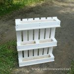 Pallet Projects, Pallet Ideas, Garden Projects, Fence Ideas, Diy Pallet, Yard Ideas, Pallets Garden, Wood Pallets, Wood Pallet Planters