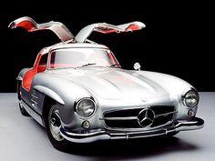 Mercedes 300 SL - The first supercar