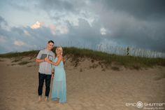 #Proposal #Romantic #Sunrise #Buxton #FirstJetty #SheSaidYes #OldLighthouseBeach #EpicShutterPhotography #OuterBanks #EngagementPortraits #CapeHatterasLighthouse #CapeHatterasNationalSeashore #Love #OuterBanksWeddingPhotographers #HatterasIslandPhotographers #EpicEngagements