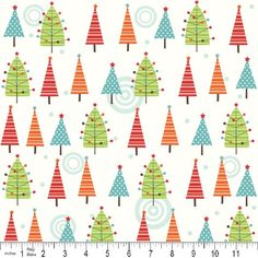 Cute Christmas Fabric