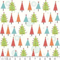 Cute Christmas Fabric
