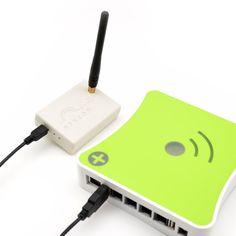 rfxcom interface rfxtrx433e usb avec rcepteur et metteur 43392mhz compatible somfy rts
