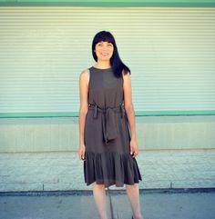 FREE SEWING PATTERN: The Alamo Dress - Free Sewing Patterns and Tutorials: | Free Sewing Patterns and Tutorials: