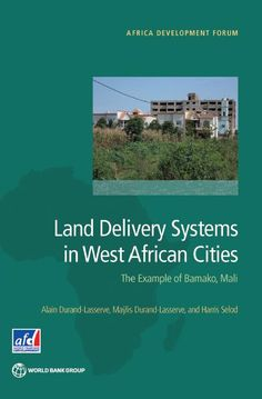 """Urban and peri-urban land markets in rapidly expanding West African cities operate within and across different coexisting tenure regimes and involve complex procedures to obtain or make land available for housing. Because a structured framework lacks for the analysis of such systems, this book proposes a systemic approach and applies it to Bamako and its surrounding areas."