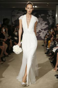 Carolina Herrera Novias. Primavera 2015 (New York Bridal Week)