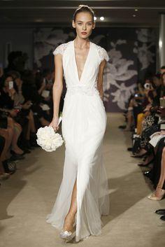 Carolina Herrera Novias. Primavera 2015 (New York Bridal Week)