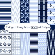 THINK GOOD THOUGHTS https://www.facebook.com/pages/I-love-the-sea/148453498611730