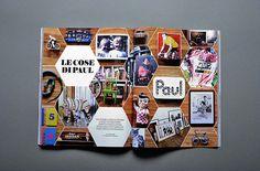 panorama icon #magazine #leftloft #paul smith
