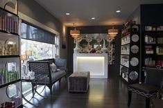 Indigo Salon   Kathy Ann Abell Interiors   San Diego, California