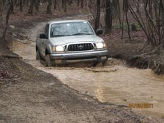This is my 2004 Toyota Tacoma XtraCab Manual TRD Offroad in Lunar Mist Metallic. I bought it brand new in 2004 with 22 miles on it. 2004 Toyota Tacoma, Toyota 4x4, Toyota Trucks, Tacoma World, Trd, Cool Trucks, Vroom Vroom, Offroad, Transportation