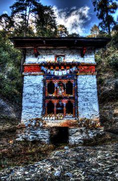 Lhakhang - Bhutan