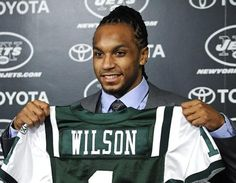 kyle wilson images   Newest New York Jet Kyle Wilson has been plotting NFL career since day ...