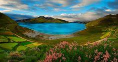 The qinghai-tibet plateau scenery 11 by shanyewuyu_100 via http://ift.tt/2iDy3i7