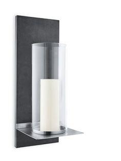 Blomus Einrichtung   Wandleuchter mit Kerze 65422 für Ihren Garten -  versandkostenfrei, 100 Tage Rückgabe, Tiefpreisgarantie, nur 69,95 EUR bei Uhren4You.de bestellen