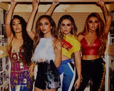 Okay but this photoshoot >>> Little Mix 2017, Little Mix Girls, Little Mix Style, Jesy Nelson, Perrie Edwards, Little Mix Photoshoot, Little Mix Singers, My Girl, Cool Girl