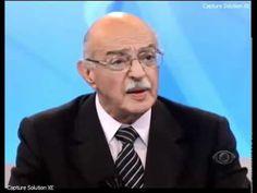 """2012 -Adib Jatene: """"FHC é um homem sem palavra; e Serra, um homem sem princípios."""" A verdadeira história da CPMF. = veja o vídeo"""