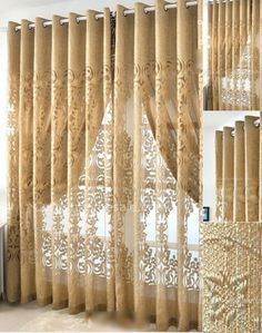 Best Living Room Curtains New Modern Hollow Out Living Room Best Curtains for Interior and Living Room Spotlights, Living Room Lighting, Cool Curtains, Colorful Curtains, Bedroom Curtains, Curtain Patterns, Curtain Designs, Victorian Curtains, Patio Door Coverings