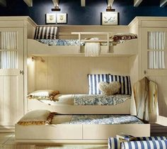Love the trundle bed