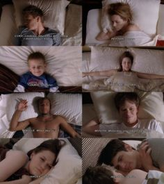 this is so cute especially Nathan an Haley <3