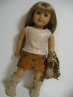 American Girl Doll  by 123MULBERRYSTREET on Etsy, $26.00