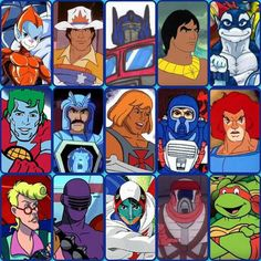 27 Archived Photos from a Strange, Distant Time Known as the - Feels Gallery 1980 Cartoons, Comics Und Cartoons, Old School Cartoons, Retro Cartoons, Classic Cartoons, Cartoon Shows, Cartoon Art, Desenhos Hanna Barbera, Classic Cartoon Characters