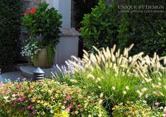Unique by Design Landscaping & Containers l Helen Weis