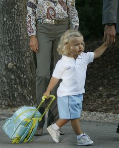 Princess Leonor preparing for her royal role as Spains future queen - Photo 1   Celebrity news in hellomagazine.com