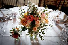 fleurs mariage retro chic