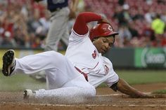 Reds end 9-game losing streak with 2-1 win over Rockies http://www.snsanalytics.com/jMzHy8