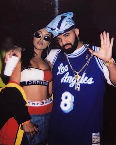Drake Throws Birthday Party drizzy ovo october's very own 90s Theme Party Outfit, Themed Outfits, 90s Outfit, 32 Birthday, Birthday Party Themes, Birthday Board, Birthday Ideas, Hip Hop Fashion, 90s Fashion