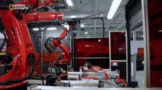 Megafactory Testa Car factory documentary.