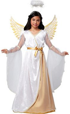 Girls Angel Costumes - Devil Costumes for Girls - Party City