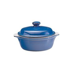 Imperial Blue Casserole Dish