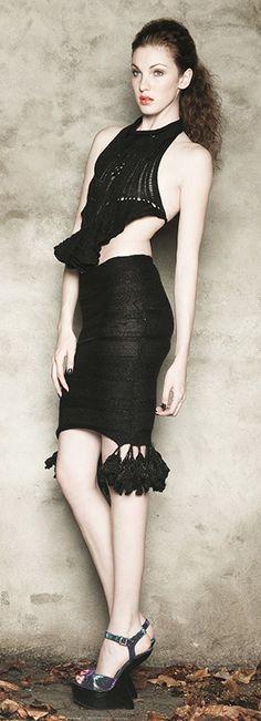 Rosa Ng Knitwear Collection ♥✤ | KeepSmiling | BeStayClassy