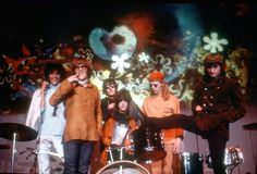 Jefferson Airplane in 1968!