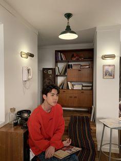 "sehun's chats in the kakaotalk group chat~ ""hello. i'm sehun-ie. sehun-ie. i'm back again ㅋㅋ"" Exo Ot12, Kaisoo, Chanbaek, Kris Wu, Kyungsoo, Sehun Cute, Z Cam, Kim Jongdae, Exo Members"