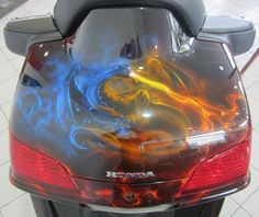 Honda Goldwing artwork  http://www.kestrelhonda.co.uk