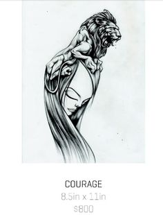 Courage Sam Flores ...my fav, cause I'm a Leo