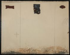 just another masterpiece: Antoni Tapies.