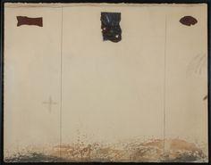 just another masterpiece: Antoni Tapies.