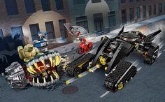 76055 Batman™: Killer Croc™ Sewer Smash