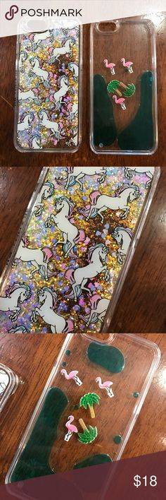 iPhone 6 urban cases Never used. Perfect condition Urban Outfitters Accessories