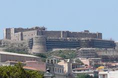 Castello di Milazzo: fortilizio nato su un antico insediamento neolitico, coacervo di diverse epoche e culture - Siciliafan