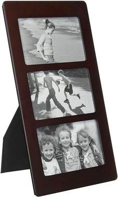 Multi Picture Frames, Picture Arrangements, Walnut Wood, Amazon, Kitchen, Home Decor, Amazons, Cooking, Decoration Home