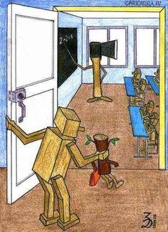 Unsere Worte sind ihre Wahrheit – (m)eine Schulkritik