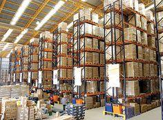 Para agregar seletividade e rapidez a sua operação logística, a catarinense AIC Soluções Veterinárias elegeu a Bertolini para fornecer estruturas de armazenagem do tipo Push Back para seu armazém, localizado em São Miguel do Oeste (SC).