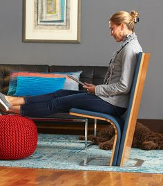 JumpSeat | Compact Award-winning Chair
