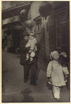 Chinatown, San Francisco - 1900