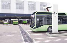 Flere vil levere løsninger til Oslo, blant annet ABB. Selskapet lager hurtigladere som kan fullade busser på tre til seks minutter.